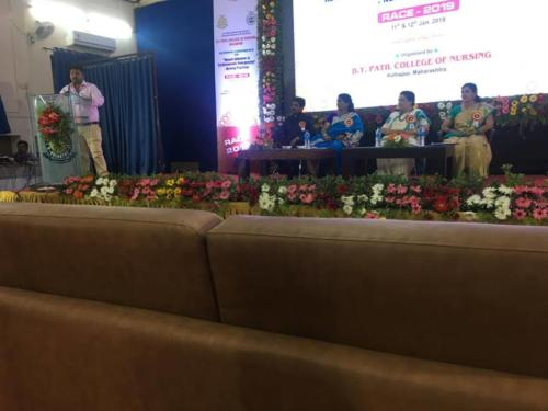 National conference  D.Y. Patil Educational Society 11 Jan 2019
