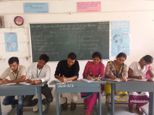 Vijaysinh Mohite Patil School and College of Nursing and Medical Research Institute